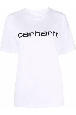 Carhartt WIP Logo-print cotton T-shirt