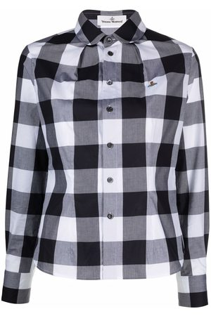 Vivienne Westwood Toulouse gingham-check shirt