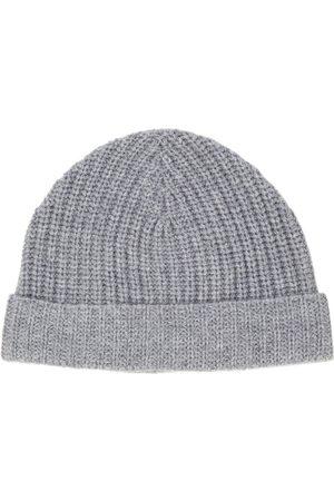 Il Gufo Ribbed-knit cashmere beanie