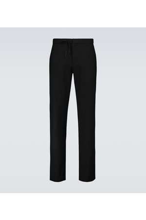 Maison Margiela Wool drawstring pants