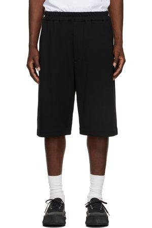 Men Shorts - Jil Sander Terry Logo Shorts