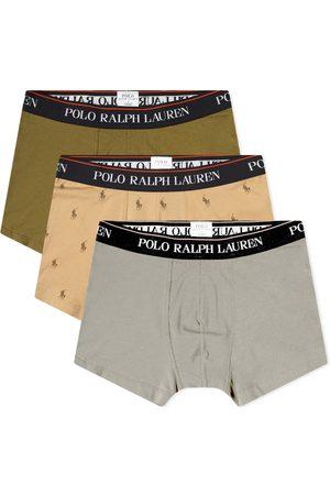 Polo Ralph Lauren Men Rainwear - Cotton Trunk - 3 Pack