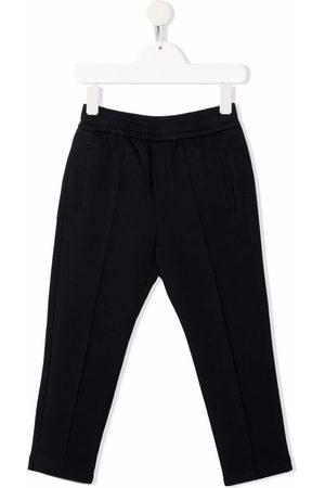 Emporio Armani Kids Slim-fit track pants