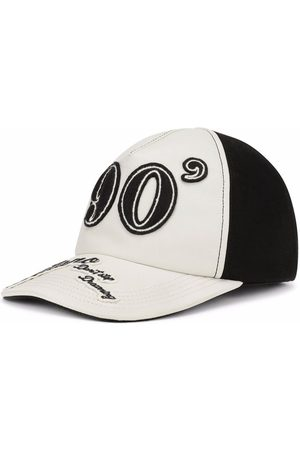 Dolce & Gabbana Women Hats - 90's logo patch baseball cap