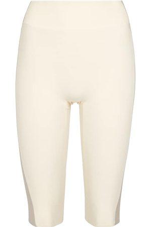 Reebok x Victoria Beckham Technical jersey shorts