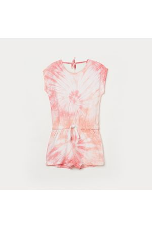 Fame Forever Young Girls Tie and Dye Playsuit