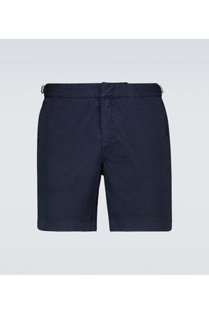 Orlebar Brown Bulldog cotton-twill shorts