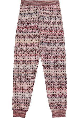 PAADE Wool-blend sweatpants