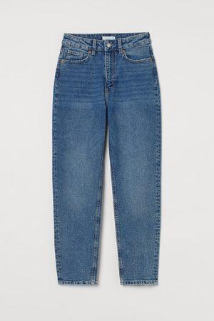 H&M Women Boyfriend - Slim Mom High Ankle Jeans