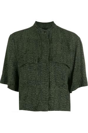 OSKLEN Pockets Plasmo shirt