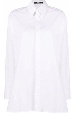 Karl Lagerfeld Classic cotton shirt
