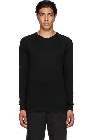 Ermenegildo Zegna Mesh Long Sleeve T-Shirt