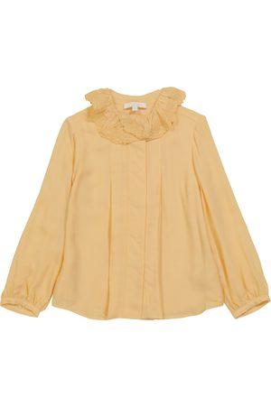 Chloé Girls Shirts - Ruffled blouse