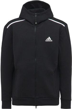 adidas Z.n.e. Cotton Blend Sweatshirt Hoodie