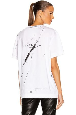 Givenchy Short Sleeve T Shirt in