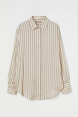 H&M Shirt with a sheen