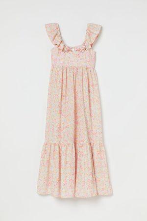 H&M Long flared dress