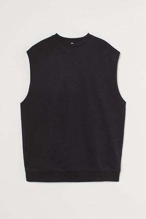 H&M Women Tank Tops - Sleeveless sweatshirt