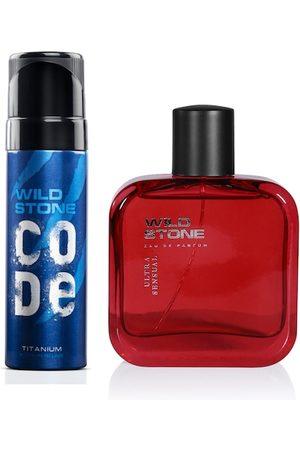Wild stone Men Pack of 2 Perfumes