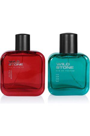 Wild stone Men Fragrances - Men Set Of Ultra Sensual Eau de Parfum & Edge Eau de Parfum