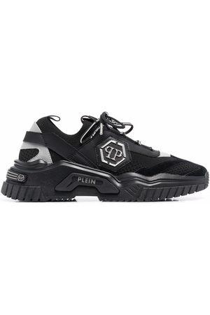 Philipp Plein Sneakers - Predator panelled low-top sneakers