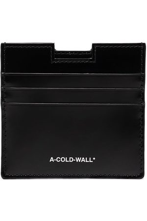 A-cold-wall* Men Wallets - Sheet leather cardholder