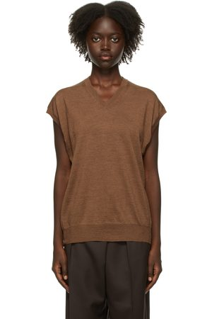 The Row Merino Wool Dawn Vest
