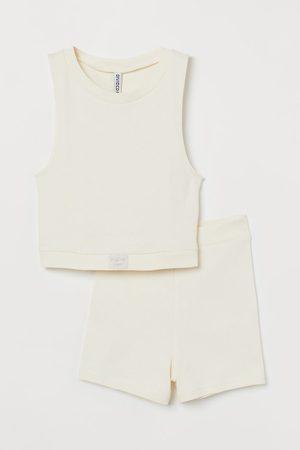 H&M Ribbed pyjamas