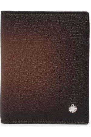 Orciani Logo-plaque wallet