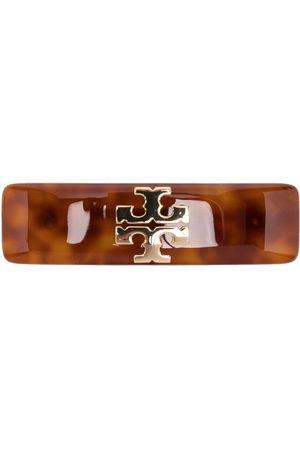 Tory Burch Logo hair clip