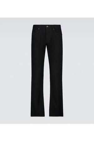 Saint Laurent Men Trousers - Etienne cotton pants
