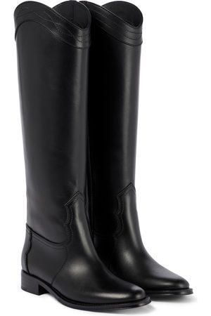 Saint Laurent Leather boots