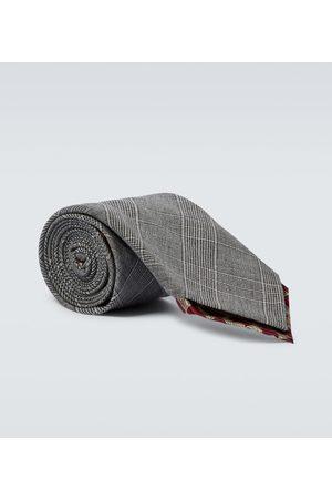 BRAM Men Neckties - Portovenere wool tie