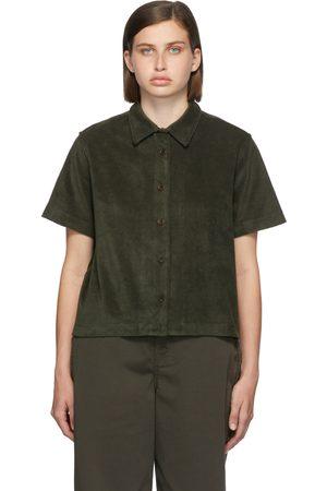 YMC Terrycloth Vegas Short Sleeve Shirt