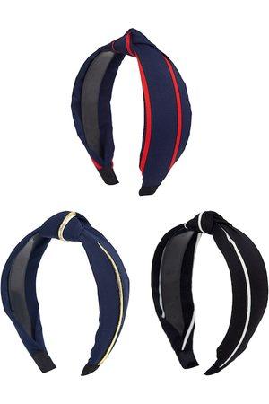 YouBella Women Set of 3 Multicoloured Hairband