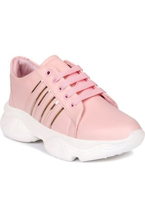 Longwalk Women Pink Walking Shoes