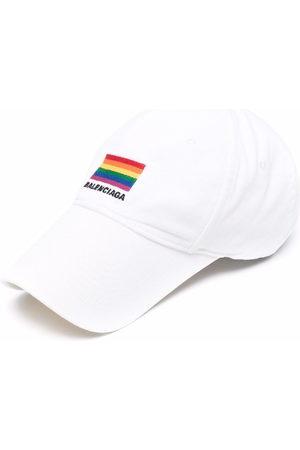Balenciaga Pride flag cap