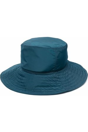 catarzi Wide brim bucket hat