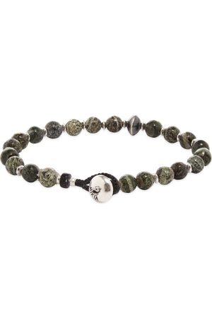 Mikia Men Bracelets - 6mm Stone Bracelet