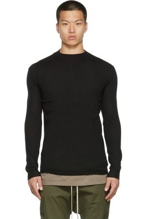 Rick Owens Cashmere Lupetto Sweater