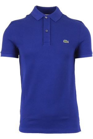 Lacoste MEN'S PH4012BDM OTHER MATERIALS POLO SHIRT