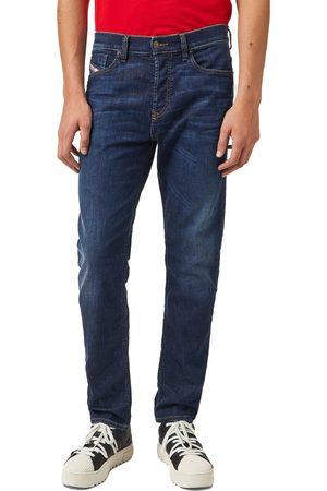 Diesel D-Fining 9ZU Tapered Jeans - Dark