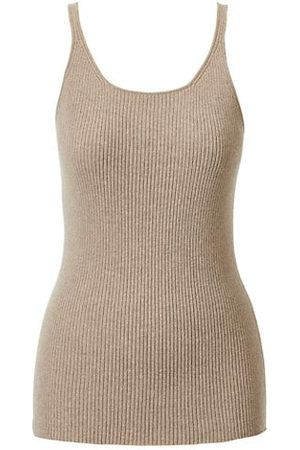 TOVE Nora Wool-Cashmere Sleeveless Top