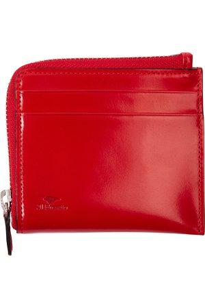 IL BUSSETTO Zip Around Wallet - Red