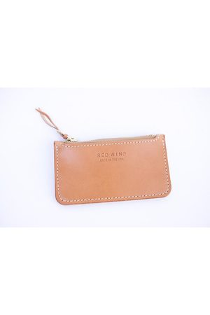 Red Wing Coin Pouch - London Tan - Veg Tan