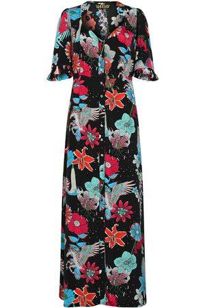 Stardust Alice Button Top Maxi Dress
