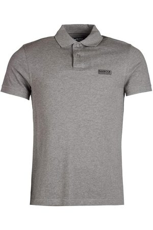 Barbour Barbour Int essential polo, Colour: ANTHRACITE GY74