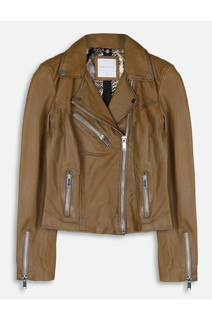 Rino and Pelle Leather biker jacket