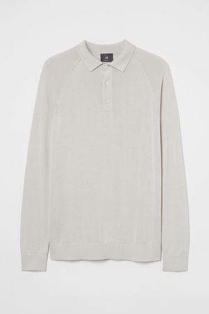H & M Men Polo Shirts - Muscle Fit Polo shirt