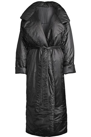 Norma Kamali Long Sleeping Bag Coat
